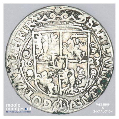 ort (18 groszy - 1/4 thaler) - Poland 1623 (KM 37) (kant A)