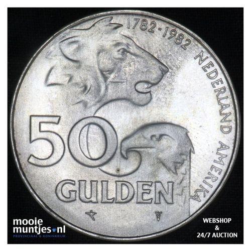 50 gulden - Beatrix - 1982 (kant A)