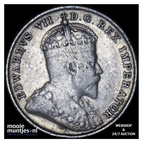 10 cents - Canada/Newfoundland 1904 (KM 8) (kant B)