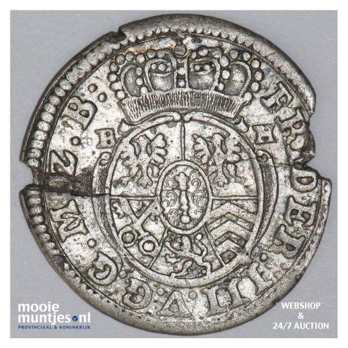 1/12 thaler (doppelgroschen) - German States/Brandenburg   1693 (KM 553) (kant B