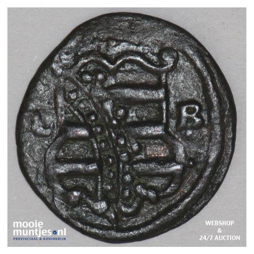 6 pfennig (sechser) - German States/Saxe-Middle-Weimar 1622 (KM 64) (kant B)