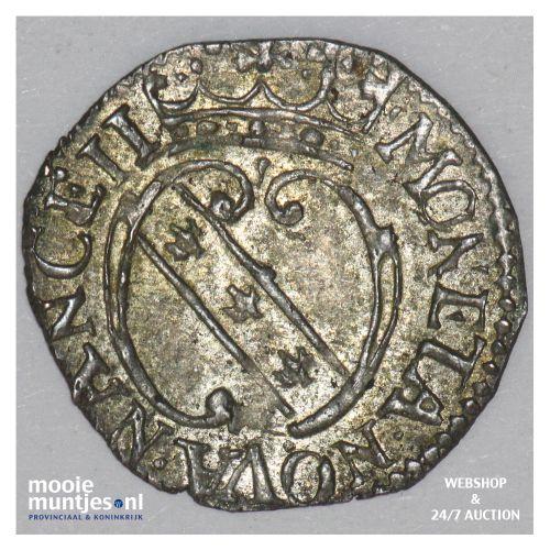 2 denier - German States/Lorraine 1625 (KM 13) (kant B)