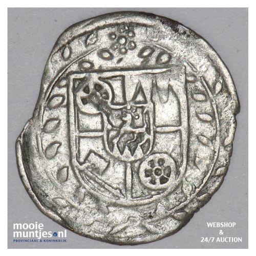 albus (2 kreuzer) - German States/Mainz 1651 (KM 100) (kant B)