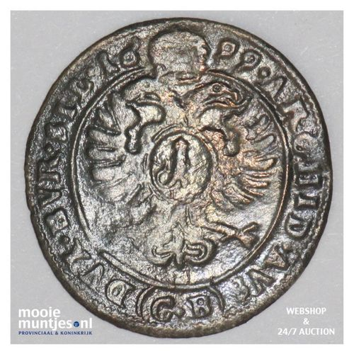 kreuzer - German States/Silesia 1700 (KM 606) (kant A)