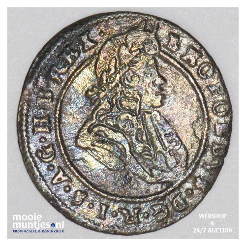 kreuzer - German States/Silesia 1700 (KM 606) (kant B)