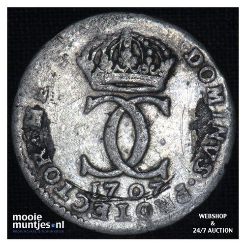 5 ore (S.M.) - Sweden 1707 (KM 310) (kant A)