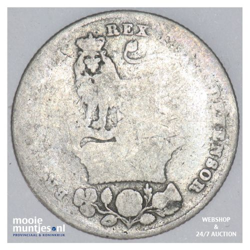 shilling - Great Britain 1826 (KM 687) (kant B)