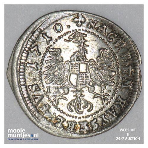 kreuzer - German States/Brandenburg-Bayreuth 1710 (KM 115) (kant A)