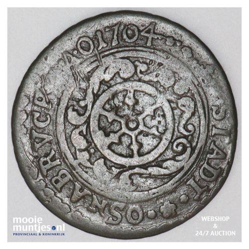 4 pfennig - German States/Osnabruck 1704 (KM 184) (kant A)