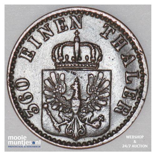 pfennig - German States/Prussia 1868 B (KM 480) (kant B)