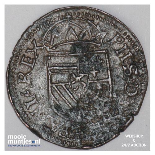 Stad Utrecht - Oord - 1578 (kant B)