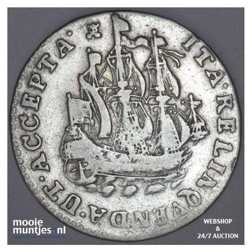 Zeeland - Scheepjesschelling - 1750 (kant B)