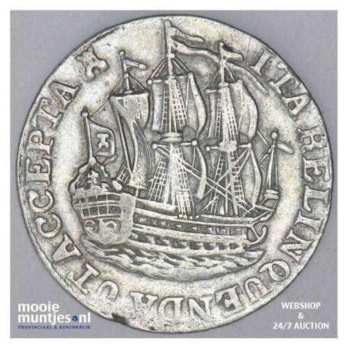 Zeeland - Scheepjesschelling - 1766 met ARGEN (kant B)