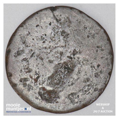 Suriname (koninkrijk)  - 4 duiten - 1679 (c) (kant B)