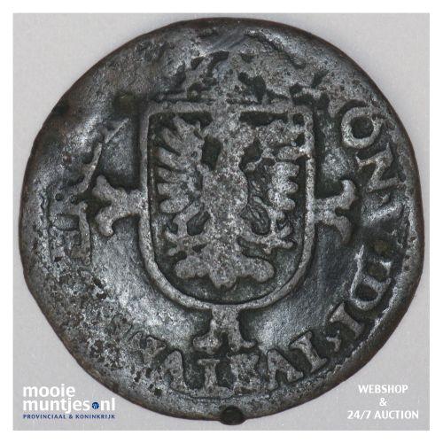 Deventer - Duit - 1602 (kant B)