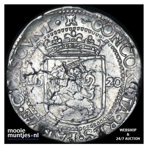 Zeeland - Halve Nederlandse rijksdaalder - 1620 (kant A)