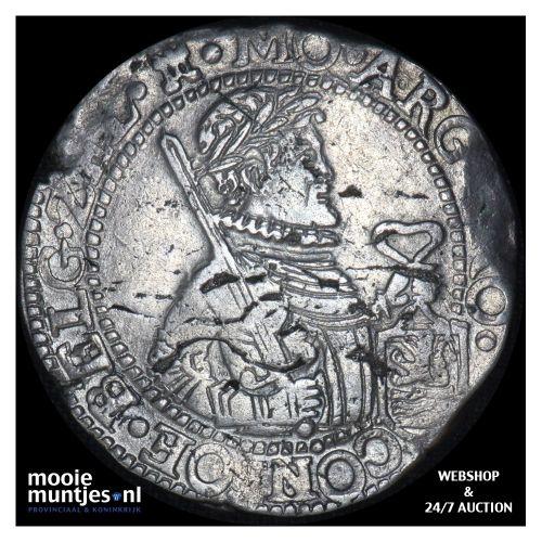 Zeeland - Halve Nederlandse rijksdaalder - 1620 (kant B)