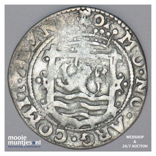 Zeeland - Roosschelling - 1601 (kant A)
