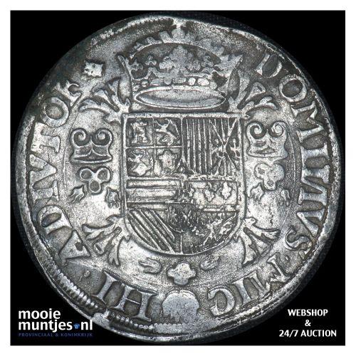 Gelderland - Philipsdaalder - 1561 (kant B)