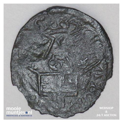 Driesteden - Halve plak - 1534 (kant A)