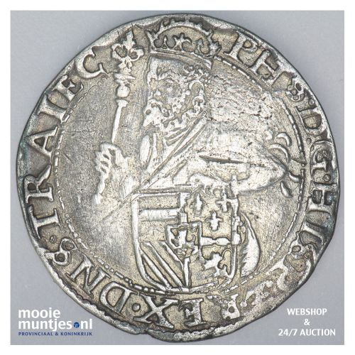 Utrecht - Halve statendaalder - 1577 (kant B)