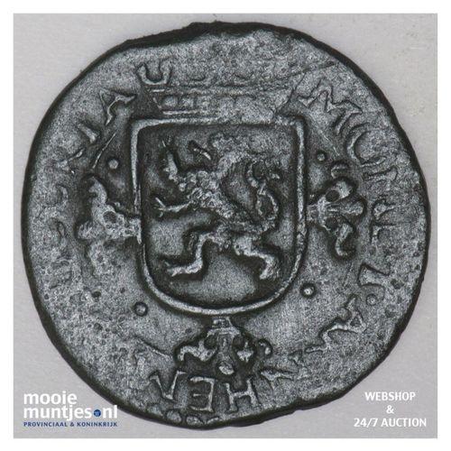Arnhem - Duit - z.j. (1607) (kant A)