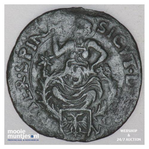 Arnhem - Duit - z.j. (1607) (kant B)