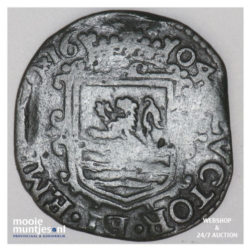 Zeeland - Oord - 1604 (kant A)