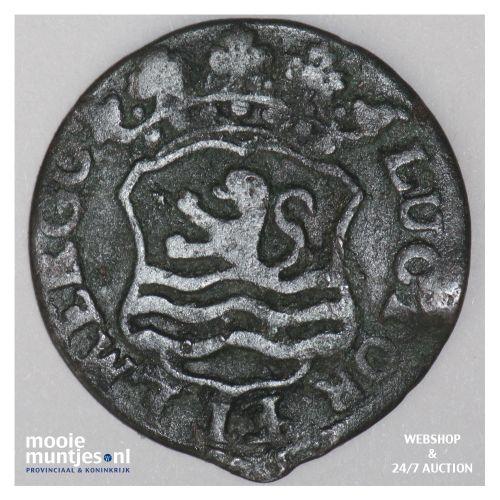 Zeeland - Duit - 1759 (kant B)