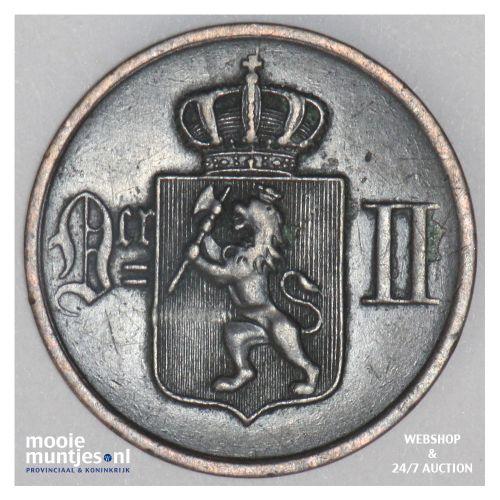 ore - Norway 1884 (KM 352) (kant B)