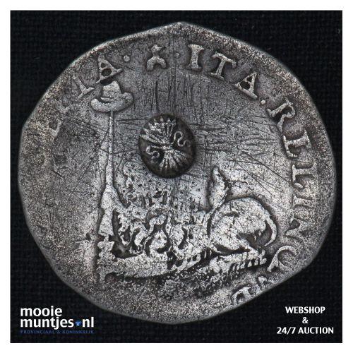 Zeeland - Hoedjesschelling - 1683 (kant B)