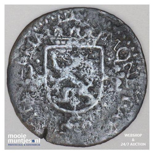 Arnhem - Duit - z.j. (ca.1600) (kant A)