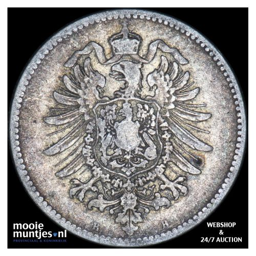 mark - Germany 1874 B (KM 14) (kant B)
