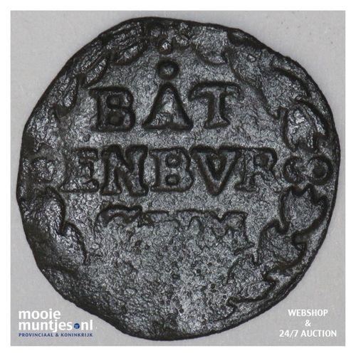Heerlijkheid Batenburg - Duit - z.j. (kant A)