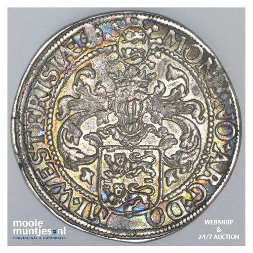 West-Friesland - Gehelmde rijksdaalder of Prinsendaalder - 1593 (kant B)