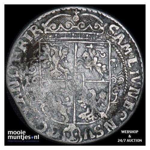 ort (18 groszy - 1/4 thaler) - Poland 1622 (KM 37) (kant A)