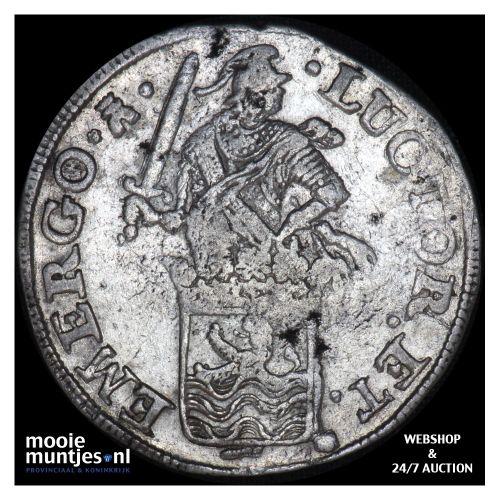 Zeeland - Daalder van 30 stuiver - 1680 (kant B)