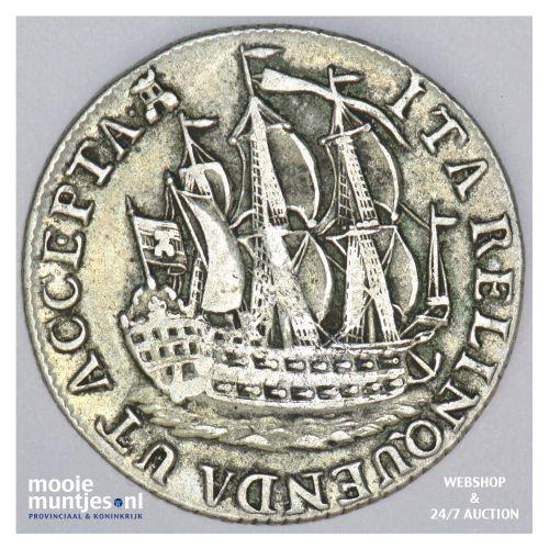 Zeeland - Scheepjesschelling - 1776 (kant B)