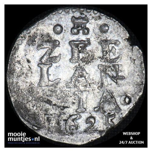 Zeeland - Dubbele stuiver - 1625 (kant A)