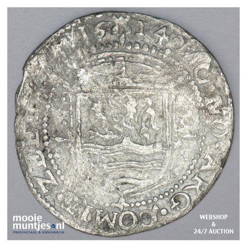 Zeeland - Roosschelling - 1614 (kant A)