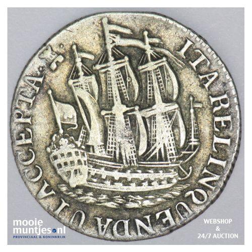 Zeeland - Scheepjesschelling - 1769 (kant B)