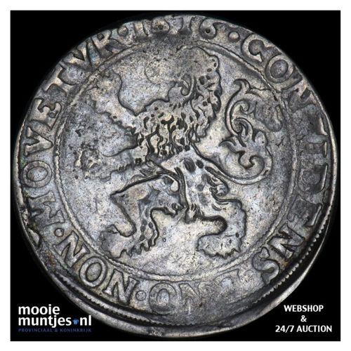 Overijssel - Leeuwendaalder - 1616 (kant A)