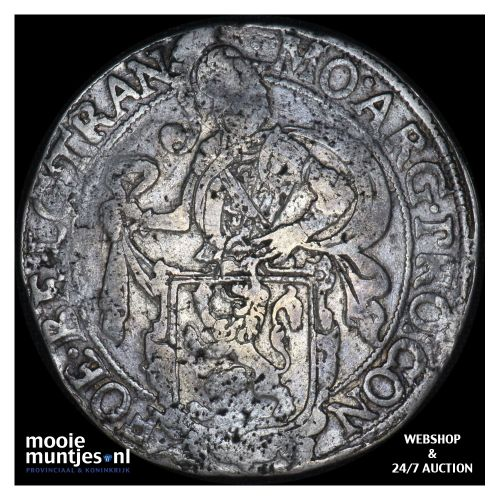 Overijssel - Leeuwendaalder - 1616 (kant B)