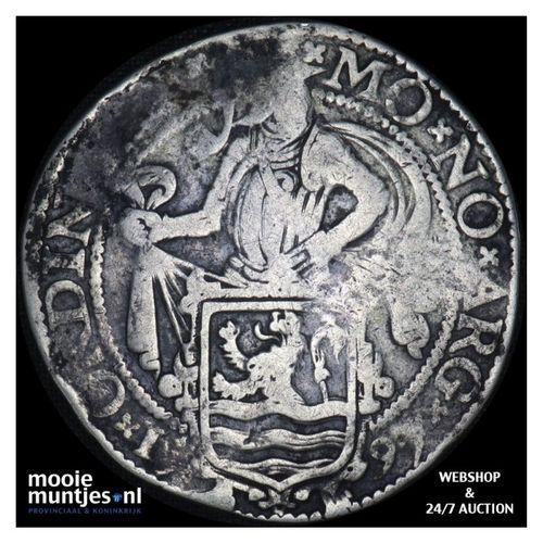 Zeeland - Leeuwendaalder - 1597 (kant A)