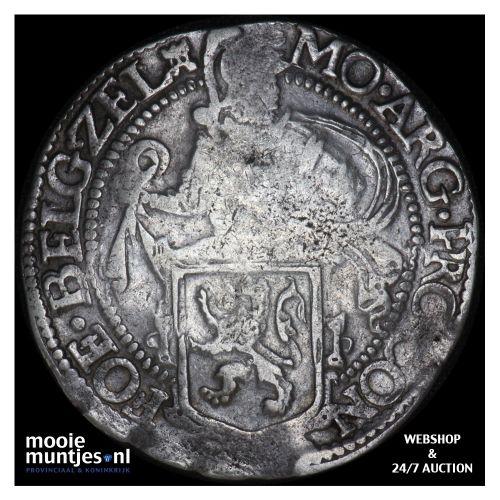 Zeeland - Leeuwendaalder - 1616 (kant B)