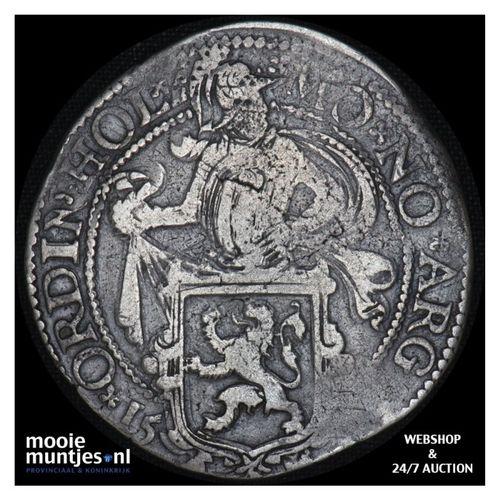 Holland - Provinciale leeuwendaalder, ridder naar rechts - 15?? (kant A)