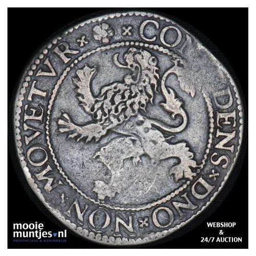 Holland - Provinciale leeuwendaalder, ridder naar rechts - 15?? (kant B)