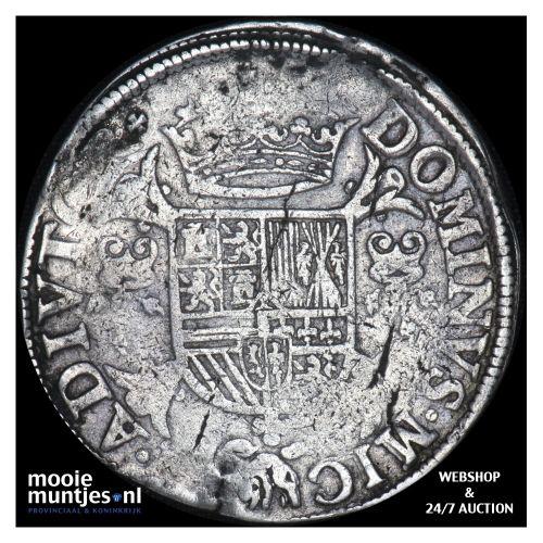 Overijssel - Philipsdaalder - 1563 (kant B)