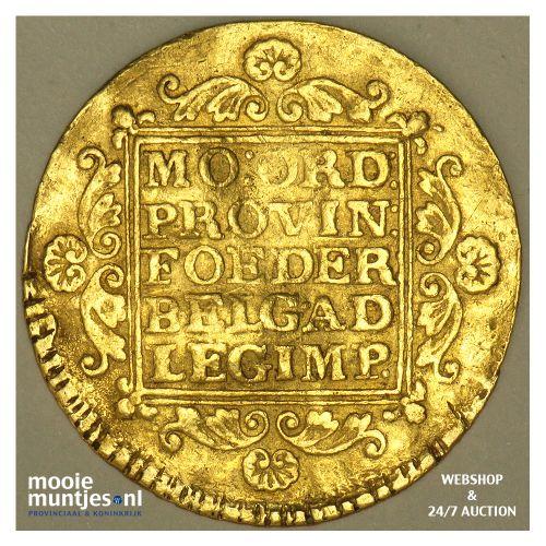 Gouden dukaat - Lodewijk Napoleon - 1807 b (kant B)