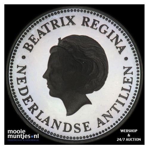 Nederlandse Antillen  - 50 gulden - 1982 PP (kant B)